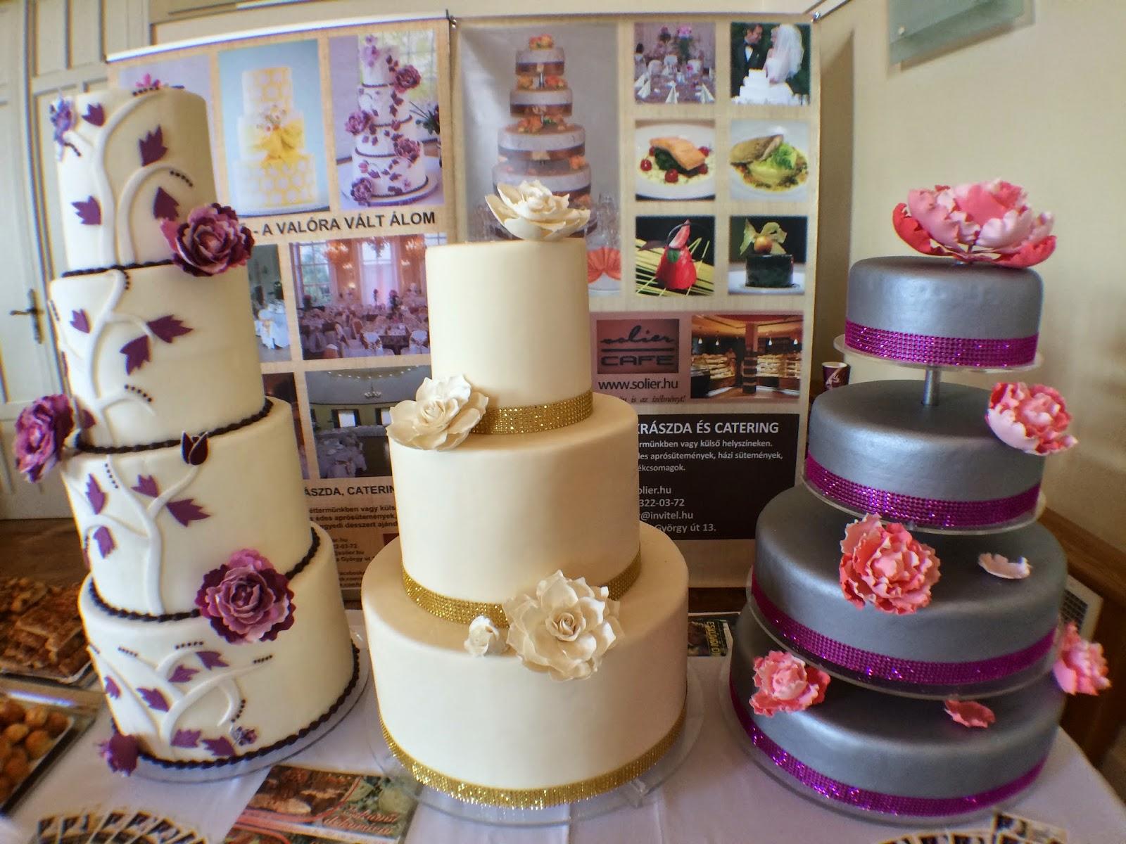876613afce Az esküvők nélkülözhetetlen forgatókönyvi eleme a menyasszonyi / esküvői  torta. A torta behozatal mellé különféle vidám, ünnepélyes, fennkölt  hangulatú ...