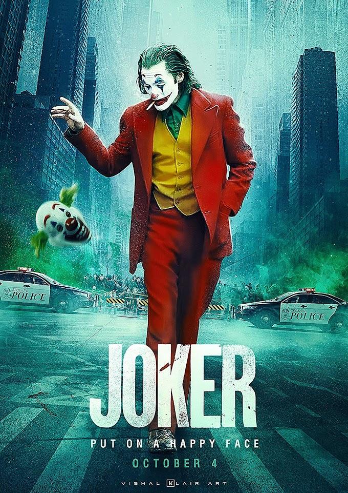 Joker 2019 BluRay 1080p