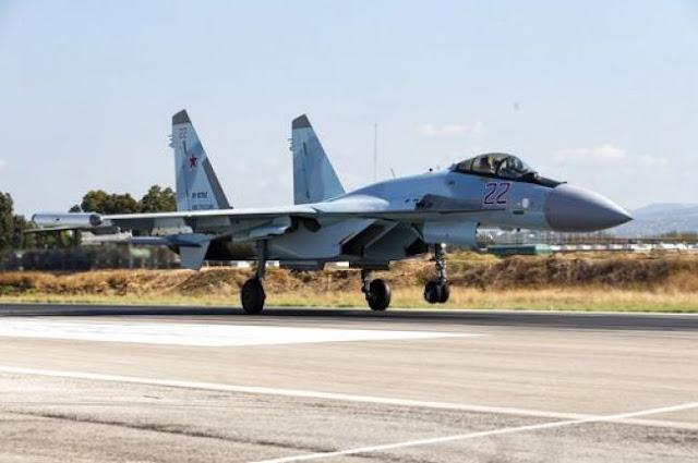 Συνομιλίες Μόσχας - Άγκυρας για ενδεχόμενη πώληση ρωσικών μαχητικών Su-35