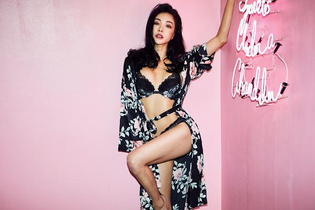 an seo rin lingerie