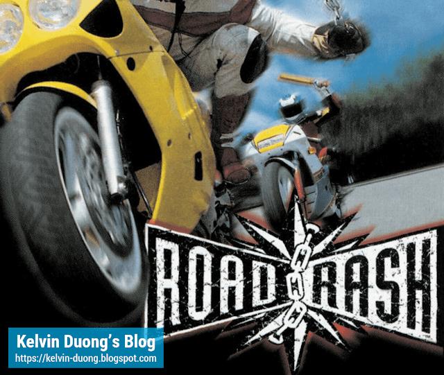 Road Rash 1991 - Tuổi thơ dữ dội với game đua xe đường phố