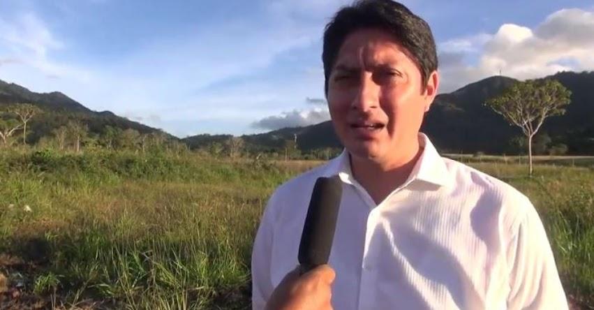 PRONIED: Director Nacional del Programa Nacional de Infraestructura Educativa visita terreno del COAR San Martín [VIDEO]