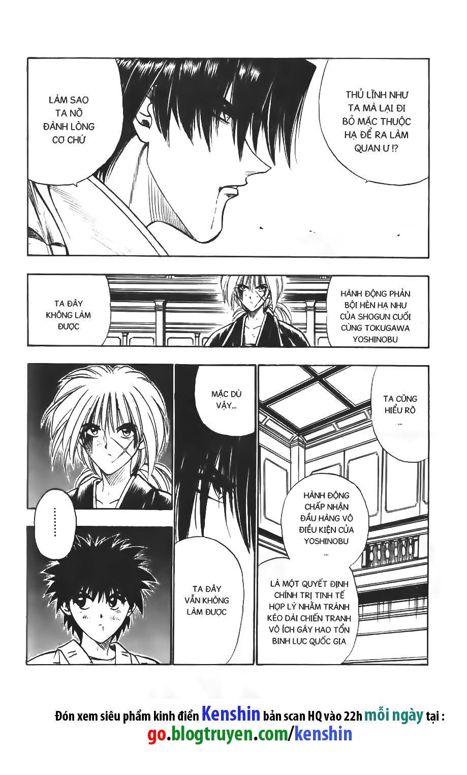 Rurouni Kenshin chap 28 trang 9