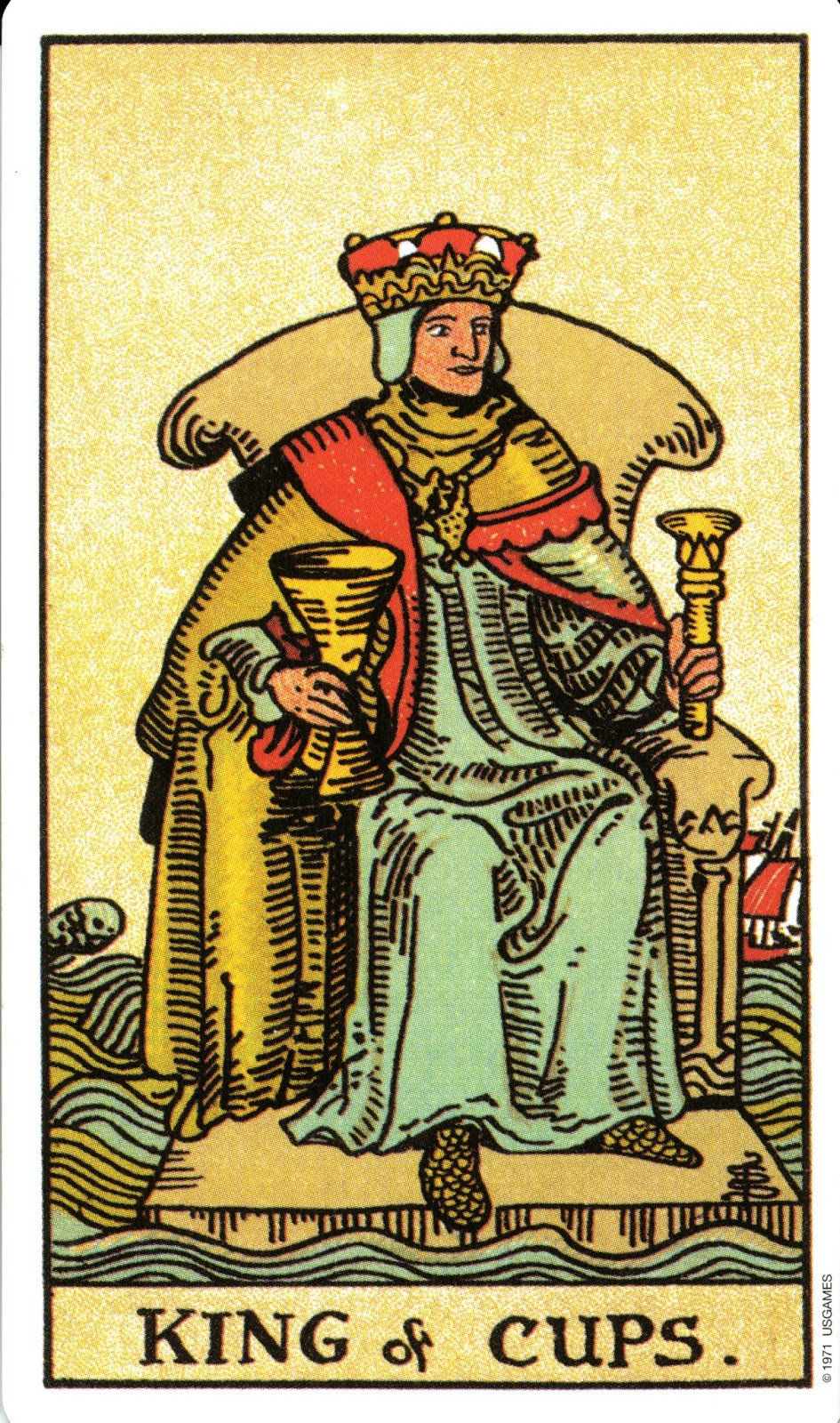 King of Cups