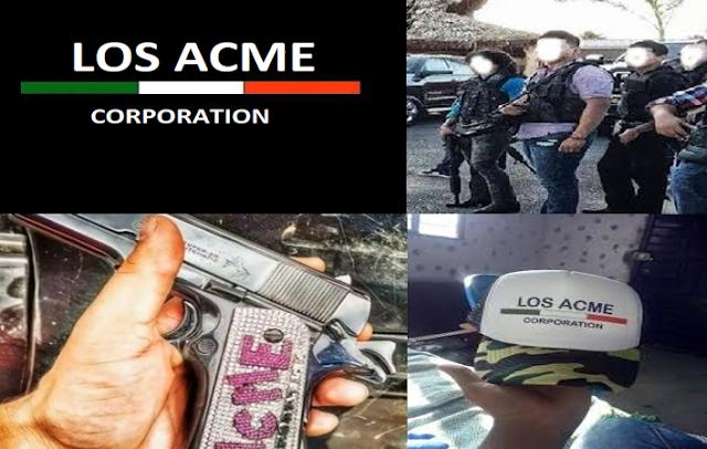"""""""Los Acme Corporation"""" el brazo armado  de sicarios que ocuparía el lugar de Los Ántrax en el Cártel de Sinaloa tras caída de """"El Chino"""""""