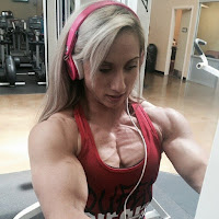 Shannon Courtney Female bodybuilding