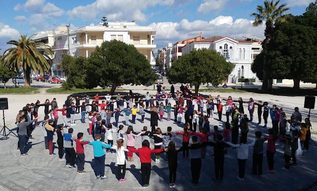 Όμορφη εκδήλωση για την Τσικνοπέμπτη από τον Σύλλογο Γονέων του 5ου Δημοτικού Σχολείου Ναυπλίου (βίντεο)