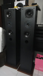 Proac mini tower mk II speaker DSC06590