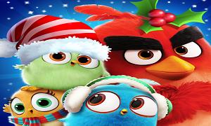 Angry Birds Match 3 مهكره