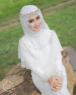 فساتين زفاف العروسة راقية وشيك (2)