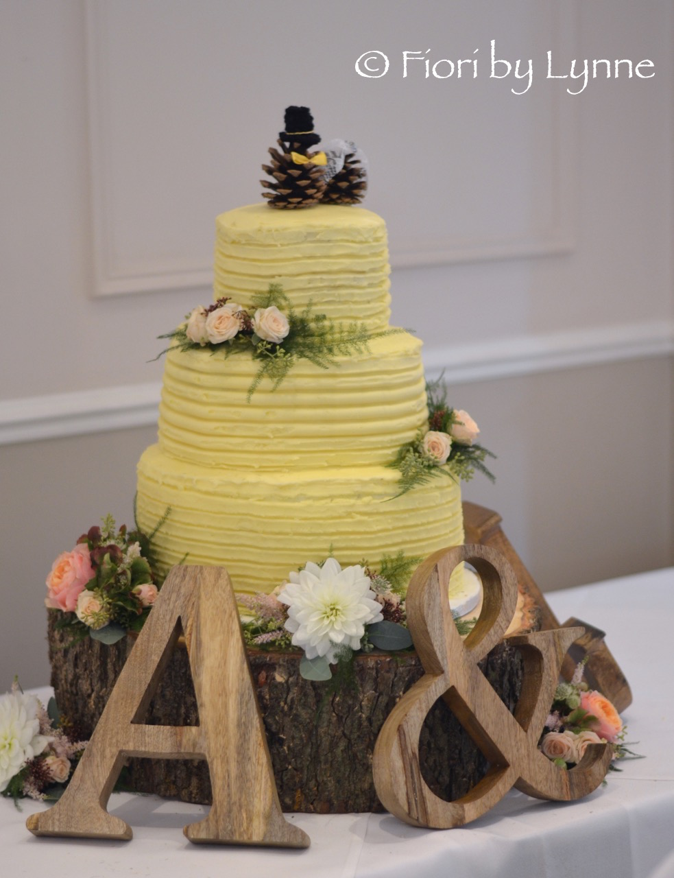 Wedding Flowers Blog: Alex\'s Autumn in the Forest Themed Wedding ...