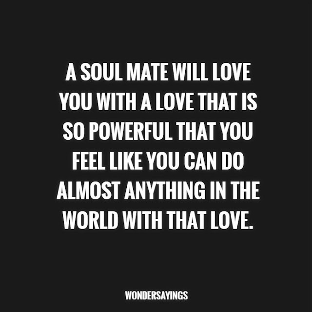 quotes for soulmate
