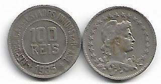 100 Réis, 1935