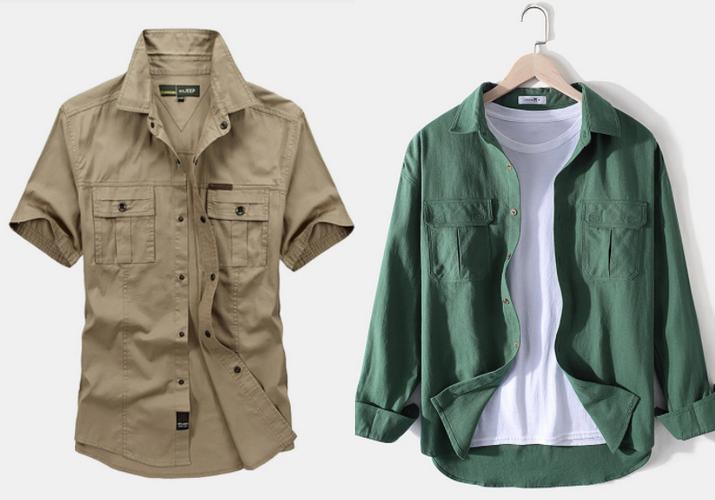 cargo shirts