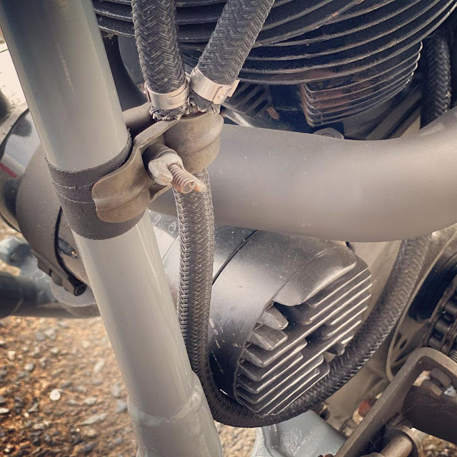 Harley Davidson Knucklehead By Sure Shot Hell Kustom