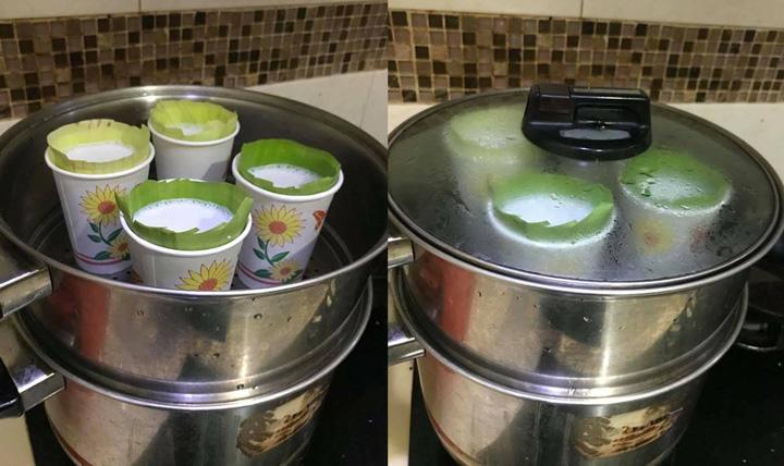 Cara Membuat dan Masak Lemang Moden