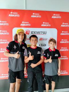 Profil Bima Febrinda Arifin pembalap asal Batam Kepri
