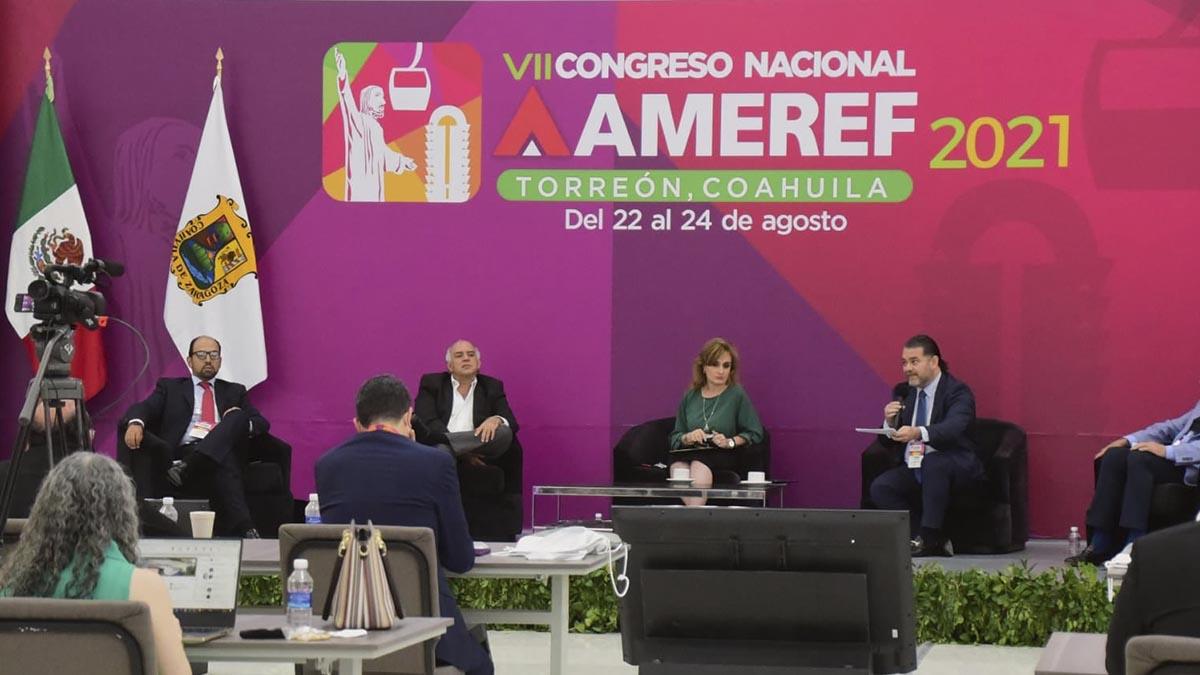 AMEREF REALIZA CONGRESO NACIONAL TORREÓN 01