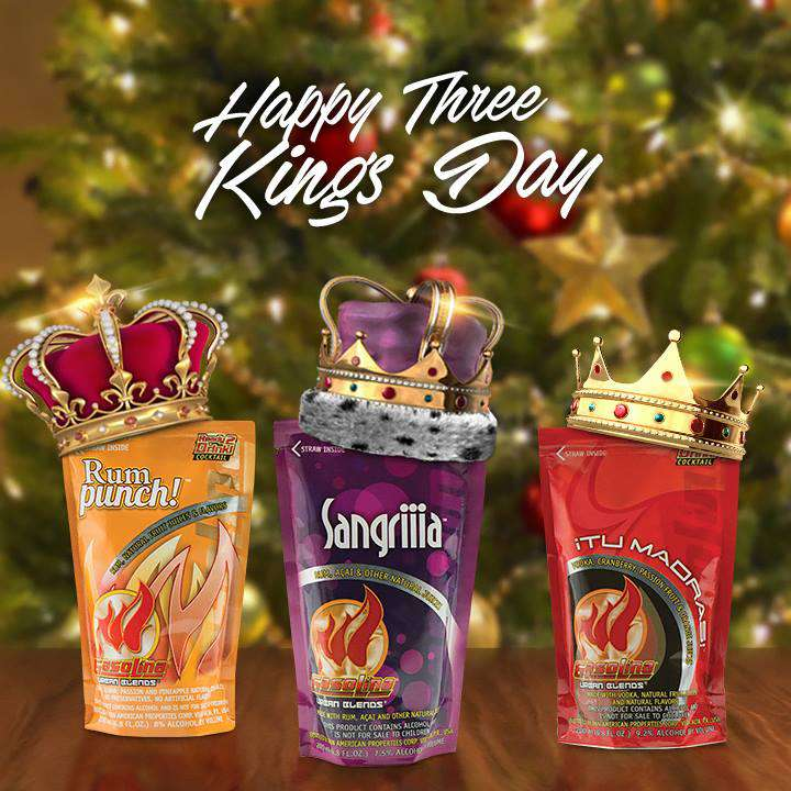 Three Kings Day Wishes Unique Image