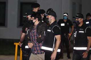 Tosun Mehmet AYDIN YAKALANDI Haberleri Görüntüleri