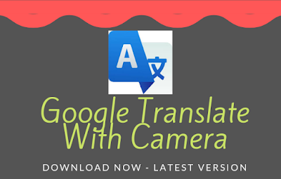 Google Translate With Camera