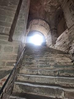 scalinata dei morti