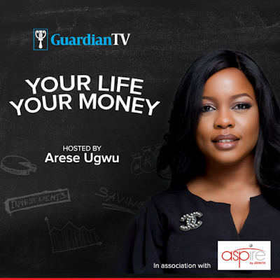 Nigeria's driving inventive video stage, Guardian TV dispatches a fresh out of the box new individual account appear, Your Life, Your Money supported by Zenith Bank.