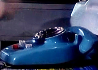 Mod  blue phone from Bava's Bay of Blood