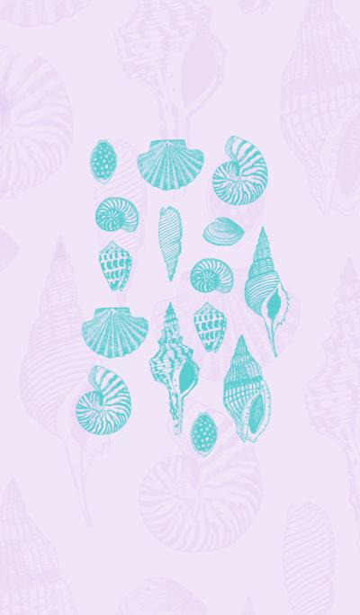shells mood (purple)