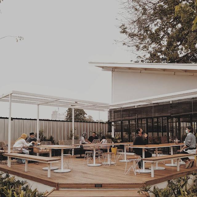 Lokasi dan Daftar Menu Kira Cafe Resto Jombang Tangerang Terbaru