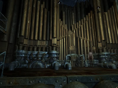 Syberia Pipe Organ Screenshot