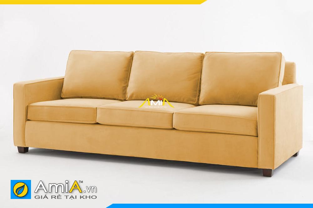 Sofa văng kê phòng khách nhỏ đẹp