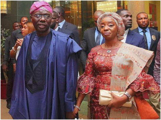 Governor Sanwo-Olu And Wife Test Negative For Coronavirus For The Third Time As 10 Persons Associated With Lagos State House Test Positive