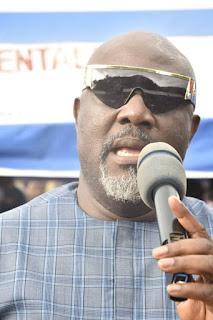 Dino Melaye react after being sacked by Tribunal