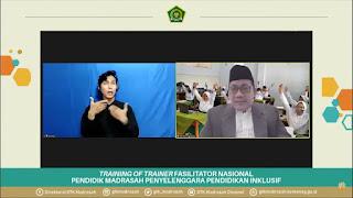 Butuh Konsistensi Perjuangkan Pendidikan Inklusif di Madrasah