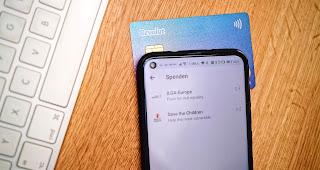 Eine moderne Kreditkarte mit der man die Welt verbessern kann | Revolut