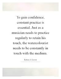 Quotes On Gaining Confidence
