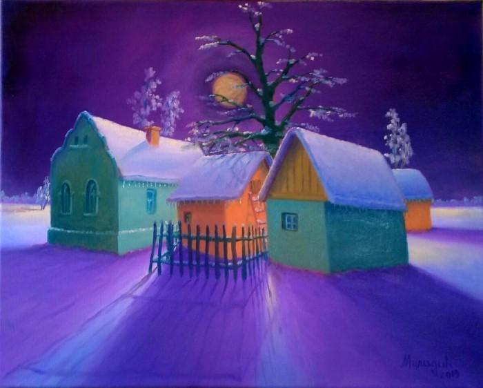 Наивное искусство. Svetlana Miladic