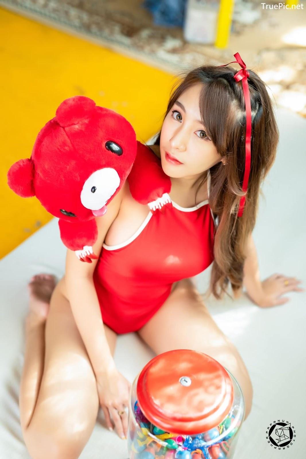 Image-Thailand-Sexy-Model-Suneta-Ngachalvy-Concept-Gloomy-Bear-TruePic.net- Picture-4