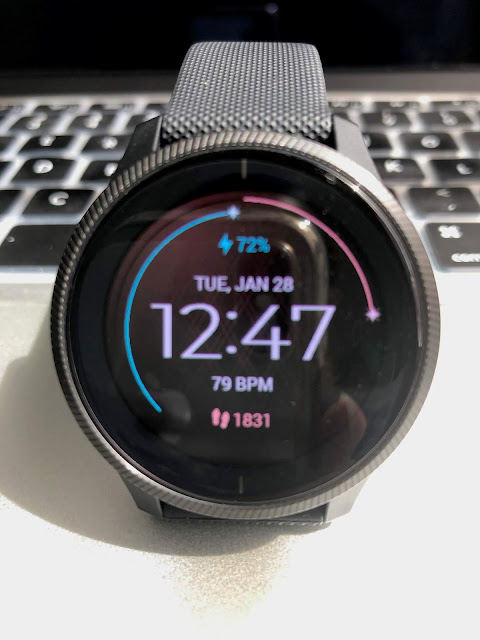 Garmin Venue Watch Face
