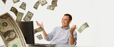 3 Cara Mendapatkan Uang Dari internet Dengan Mudah Tanpa Modal