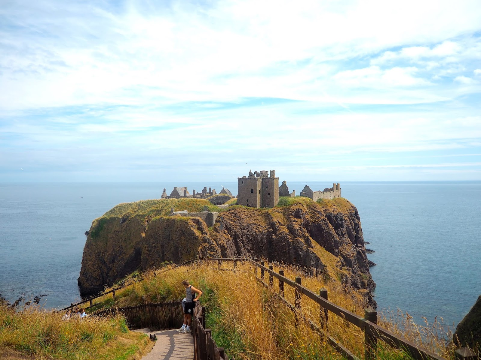 Stonehaven Day Trip Scotland Just Muddling Through Life