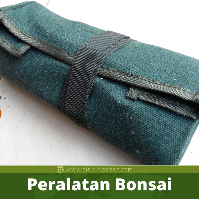 Peralatan Bonsai