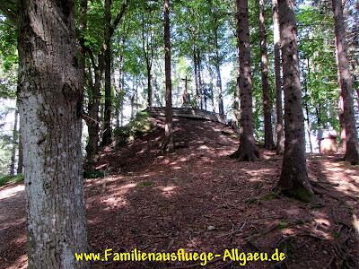 Der Kalvarienberg Roßhaupten