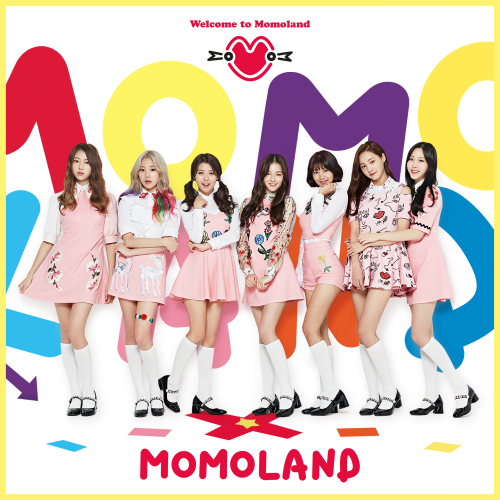 MOMOLAND – Welcome to MOMOLAND – EP (FLAC + ITUNES PLUS AAC M4A)