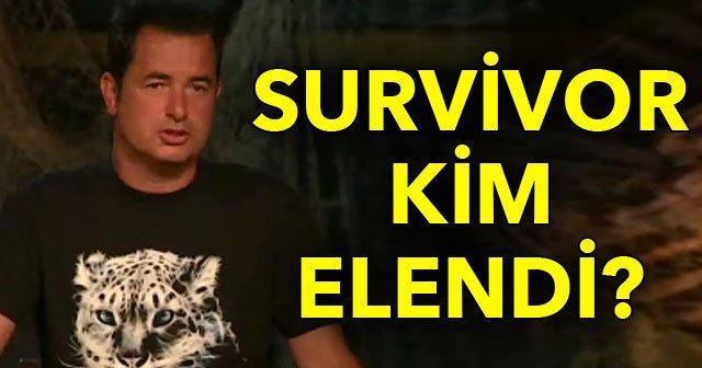 7 Şubat Survivor Kim Gitti