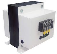 Transformador monofásico  220vac-110vac 3000w