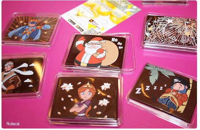 Woow de MagicXperience : le chocolat 2.0