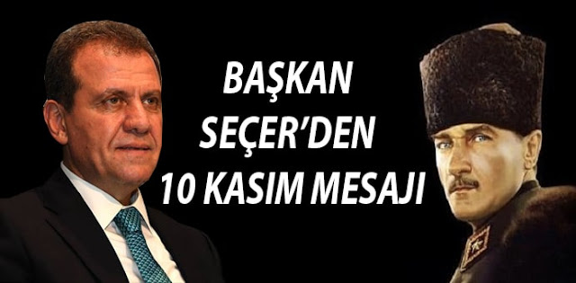 Vahap Seçer, Mersin Büyük Şehir Belediyesi, MERSİN, Mersin Haber, MERSİN SON DAKİKA,