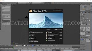Belajar Blender v. 2.72